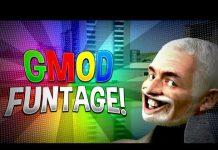 Xem GMOD FUNTAGE! – Killer cone, Shark Tank, Prop Hunt, Gameshow!
