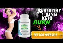 Xem Healthy King Keto Burn Shark Tank Weight Loss Diet Pills Review