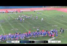 Video Macalester Football vs Beloit Stephan highlight 10/7/17