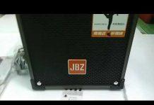 Xem Thông số kỹ thuật Loa Kéo Di Động JBZ 106 Giá #1350k ( bh6 tháng )  0902616967 Cường