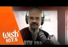 """Xem Dong Abay performs """"Perpekto"""" LIVE on Wish 107.5 Bus"""