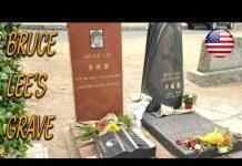 Thăm mộ của Lý Tiểu Long – Bruce Lee's Grave | Du Lịch Mỹ 🗽 Seattle, WA | Quang Lê TV
