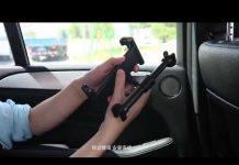 Xem Đế giữ điện thoại / iPad trên xe hơi Baseus Backseat Car Mount LV236