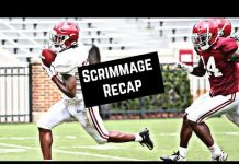Video Alabama Crimson Tide Football: 10 things we learned from scrimmage two