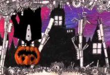 见 【合唱】Mrs.Pumpkinの滑稽な夢 / Mrs. Pumpkin's Funny Dream – Nico Nico Chorus