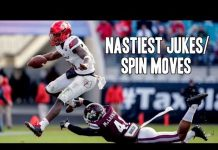 Video Nastiest Jukes/Spin Moves of the 2017-18 College Football Season – Part 2 ᴴᴰ
