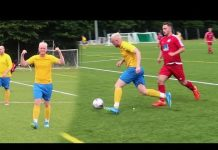 Video SUNDAY LEAGUE FOOTBALL FOR HASHTAG UNITED!