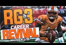 Xem RG3 BECOMES A CINDERELLA STORY! | ROBERT GRIFFIN III MADDEN 19 CAREER REVIVAL