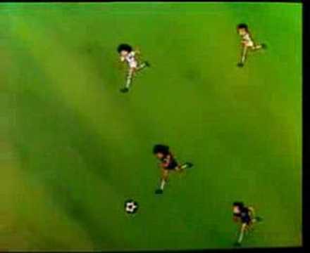視頻 雙人射球 – 足球小將