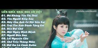Xem Nhạc Hoa Lời Việt Hay Nhất 2018   Lk Nhạc Trẻ 8x 9x Đời Đầu Ai Cũng Mê (p4)