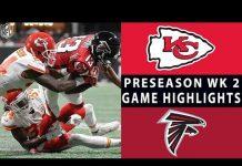 Video Chiefs vs. Falcons Highlights | NFL 2018 Preseason Week 2