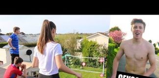 Video EXTREME FORFEIT FOOTBALL vs MY SISTER & BROTHER
