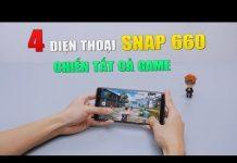 Xem Top 4 điện thoại Snapdragon 660 tầm trung chiến tất cả game nặng