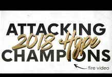 Video Attacking Champions: 2018 UCF Football Hype Video
