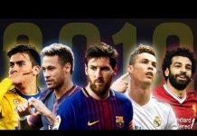 Video Top 10 Attackers in Football 2018
