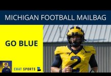 Video Michigan Football Mailbag: James Yoder Answers 14 Questions On Harbaugh. Recruiting, Shea Patterson