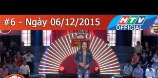 Xem HTV Thách thức Danh hài Mùa 2 | Tập 6 Full HD | TTDH 6/12/2015
