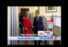 Xem ABC 6 News – Rochester Realtor endorsed by SHARK TANK star! Handy Andy Realtor