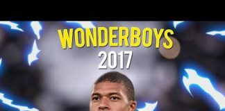 Video Best Wonderboys In Football ● Young Talents 2017