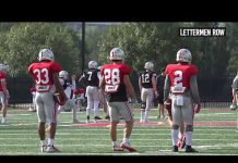 Video Ohio State Football Practice – August 18th, 2018