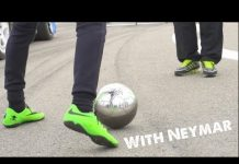 Video Neymar skills 2014 – Learn Football/soccer skills with Neymar & Cafu