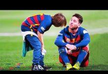 Video Kids Meet Their Football Heroes and Idols – Beautiful Moments