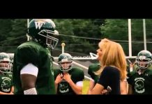 Video The Blind Side – Football Practice Scene