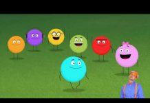 见 用Blippi学习颜色蓝歌|给孩子们的歌