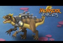 ✅Killeraptor Legend $$ KHỦNG LONG CÔNG NGHỆ CAO | Monster Legends Game Mobiles Android, Ios