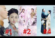 Xem Xếp hạng 4 phim Hoa ngữ hot nhất hiện nay, lượt xem 'Diên Hi công lược' bằng tổng 3 phim còn lại