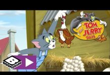 Xem Tom and Jerry Tales | Egg War | Boomerang UK
