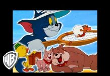 Xem 🔴 WATCH NOW! FUNNIEST CLASSIC TOM & JERRY MOMENTS   WB KIDS