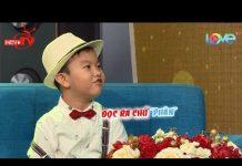 Xem Giáo sư biết tuốt 5 tuổi Minh Khang làm tan chảy cộng đồng mạng với những câu nói cute tuyệt đỉnh 😍