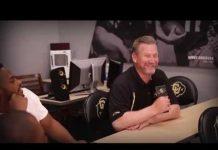 Video Mark Johnson Preparing For 2018 Football Season