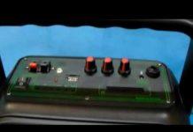 Xem [Review] Loa kéo di động mini Temeisheng A6-4
