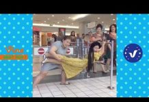 View Funny Videos 2017 ● People doing stupid things P63