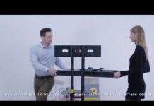 Xem Cột TV di động AVA1500  GIỚI THIỆU & HD LẮP ĐẶT