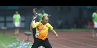 """Xem """" Ma thuật """" của HLV Park Hang Seo thách thức tất cả đối thủ khiến U23 Hàn Quốc phải ngã mũ"""