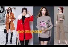 Xem Xu hướng thời trang Thu Đông 2018   Mẫu áo khoác thu đông, đồ bộ thu đông mới nhất 2018