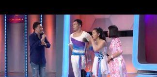 Xem Trấn Thành bắn tiếng Hoa như gió với diễn viên múa Trung Quốc   HTV NGƯỜI BÍ ẨN 5   NBA #16