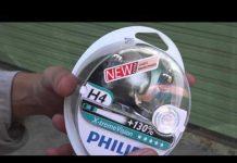 Xem Thay đèn halogen hiệu năng cao cho xe hơi