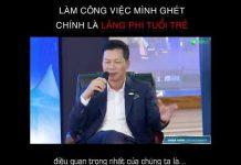 Xem Shark Tank Việt Nam-Bài nói chuyện của shark Hưng khiến người trẻ suy nghĩ