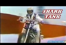 Xem EVEL KNIEVEL jumps shark tank ULTRA RARE never televised