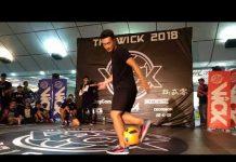 視頻 2018 8 19 THE WICK 煒克盃 花式足球公開組 冠亞賽