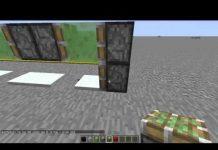 Xem cách làm xe hơi trong minecraft ( chạy dc )