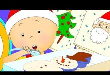 View Caillou Amazing Week | Christmas Cartoons for kids | Funny Animated Cartoon | Caillou Holiday Movie
