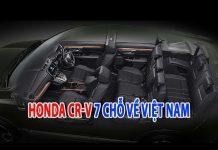 Xem Honda CR-V 7 chỗ đã về Việt Nam | Tin Xe Hơi