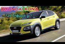 Xem Đánh giá xe Hyundai Kona 2019 về ưu nhược điểm và giá bán|tin xe hoi