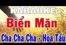 Xem Karaoke Liên Khúc Cha Cha Cha Bolero – Nhạc Vàng   Nhạc Sống karaoke Hòa Tấu Mới Lạ   Trọng Hiếu
