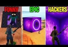 View How to Get INSIDE the Purple Cube FUNNY vs EPIC vs HACKERS – Fortnite Funny Moments (Battle Royale)